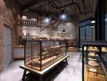 工业风蛋糕店3D模型下载