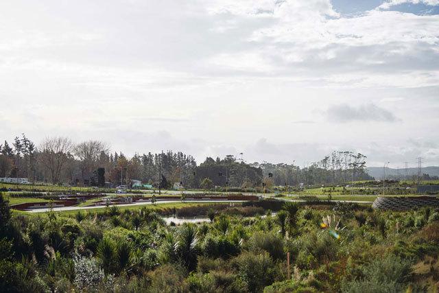 新西兰Kopupaka湿地公园景观设计_7