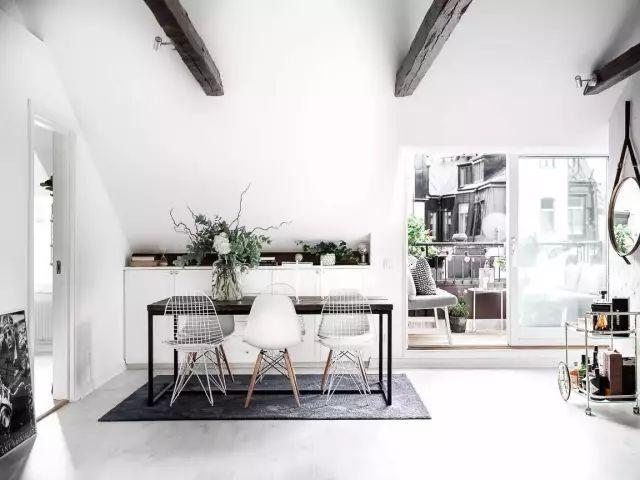 61m²,3间卧房+大露台,这个空间改造太赞了!