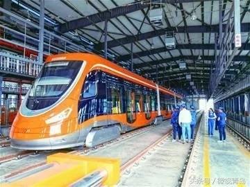 城阳有轨电车示范线延伸工程将启动 对接7号线