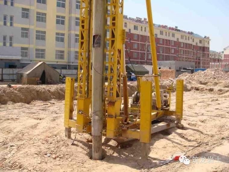 水泥土挤密桩在地基处理中的应用