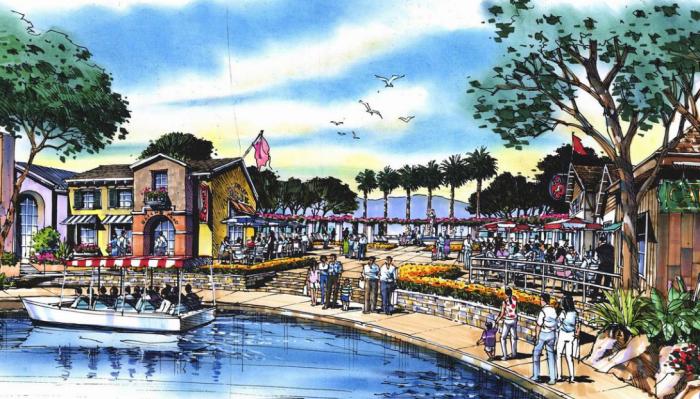 [河南]黄河风情旅游度假区景观规划设计方案