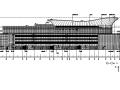 [上海]高层框架剪力墙结构商业办公综合楼建筑施工图