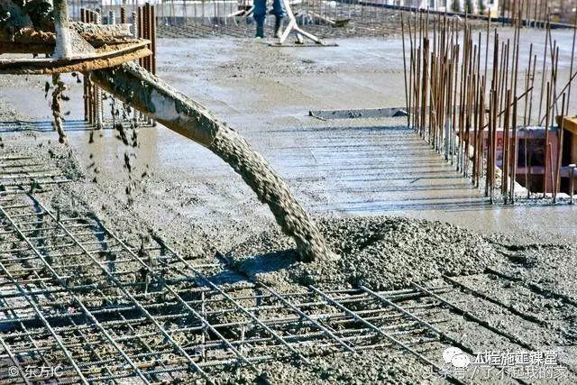 全是公式:混凝土工程量计算规则!