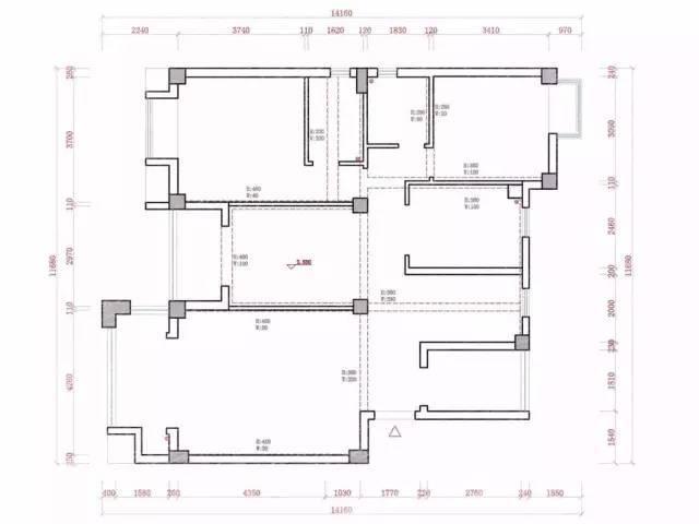室内设计|寻常户型的16个设计方案