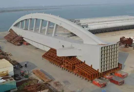 港珠澳大桥今正式开通盘点超级工程中的国企力量_3