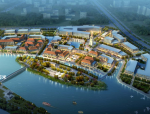 [广州]东盐河景观规划及核心段建筑概念设计(滨水休闲)