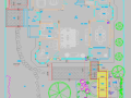 215套别墅庭院方案设计CAD图集(含私家花园、屋顶绿化)