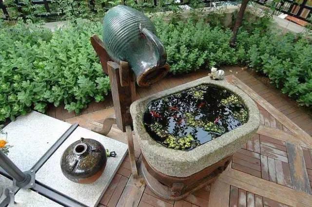 5个常用水景元素打造中式古典庭院_3