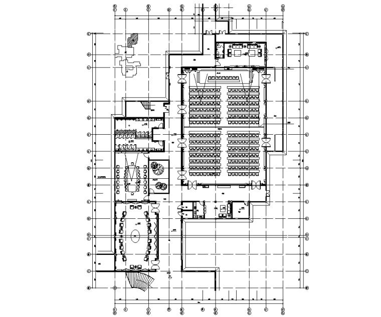 绍兴龙禧中心酒店式公寓客房施工图+效果图