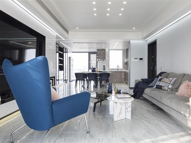 深圳现代简约风格的住宅