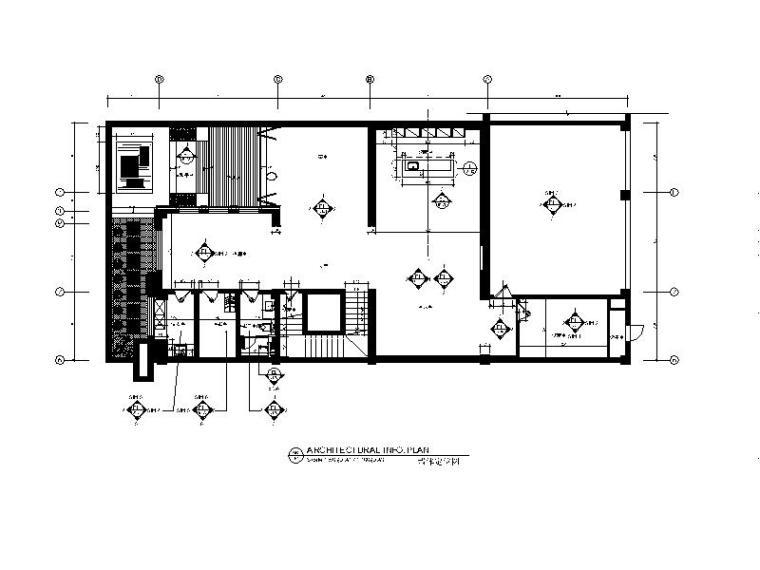 [山东]新中式别墅设计施工图(含效果图)