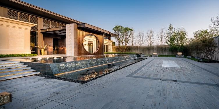 北京阳光城京兆府新中式住宅景观-1 (4)