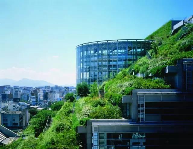 国外十大超级震撼的屋顶花园长啥样?