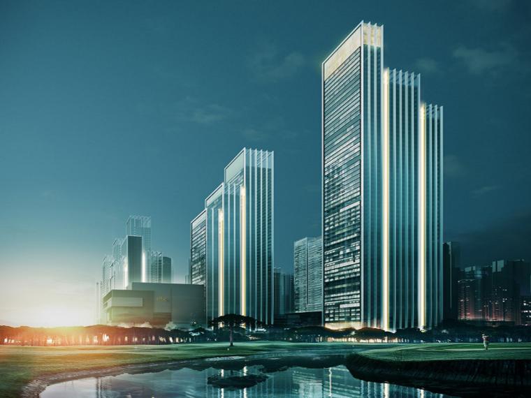 [广东]框架-核心筒结构商业建筑高大模板施工方案(141页)