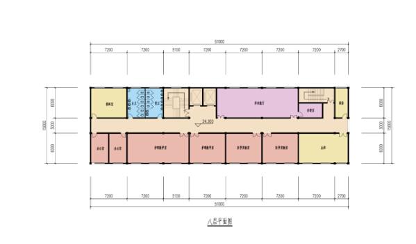 [湖南]高层现代风格常规项人民医院建筑设计方案文本(CAD+文本)_8