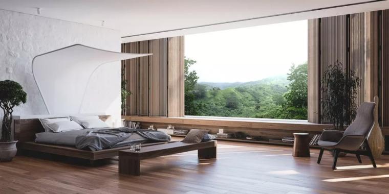 如何设计出当下别墅流行的飘窗?