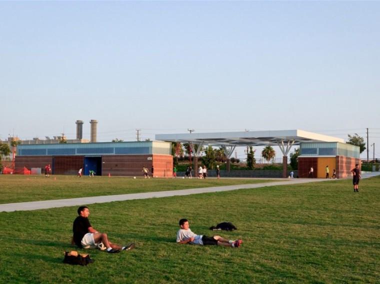 美国威尔明顿滨水公园