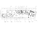 后现代风格售楼处装修设计施工图(附效果图)