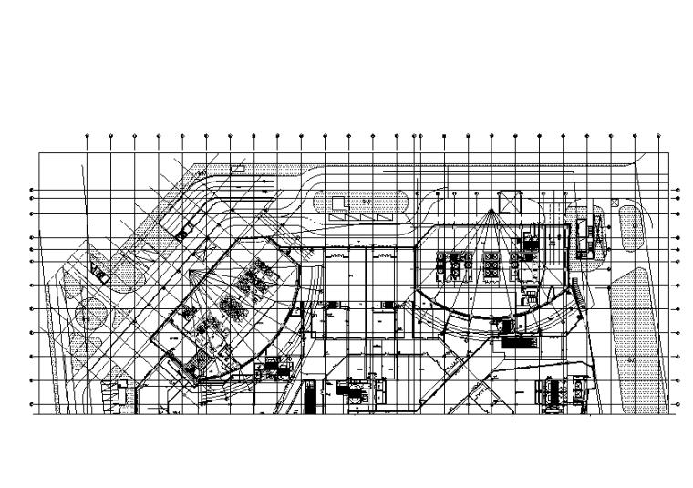 上海闸北商办建筑给排水设计施工图