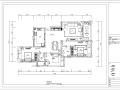 广东新红阳家居南川置业样板间室内设计施工图