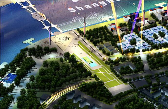 上海世博会规划设计方案文本-06效果图