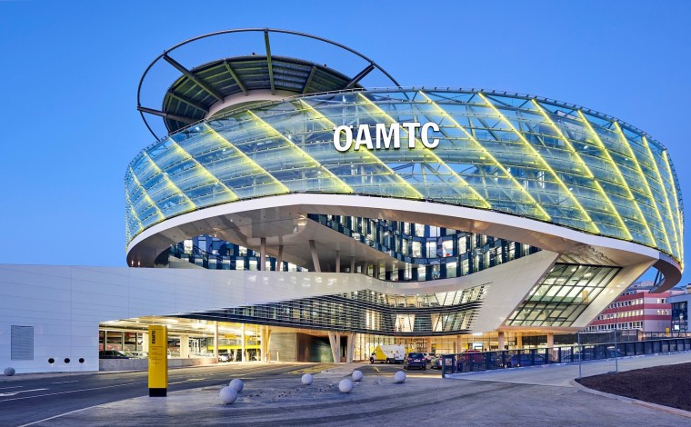 奥地利OEAMTC总部大楼