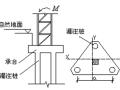 塔吊基础施工方案(高层住宅,框架剪力墙结构)