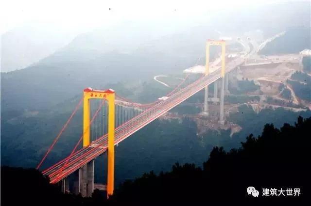 用火箭架桥!云南200层楼高的世界第一高桥!震惊世界!_7