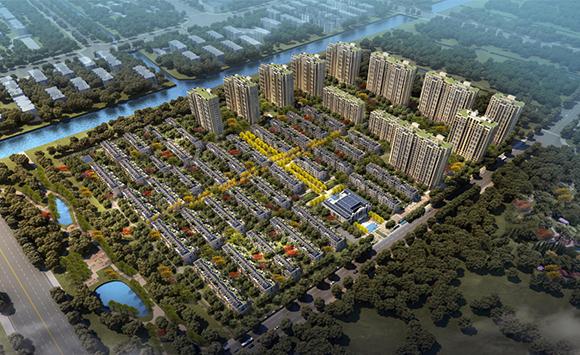 中铁建香榭国际项目BIM技术应用