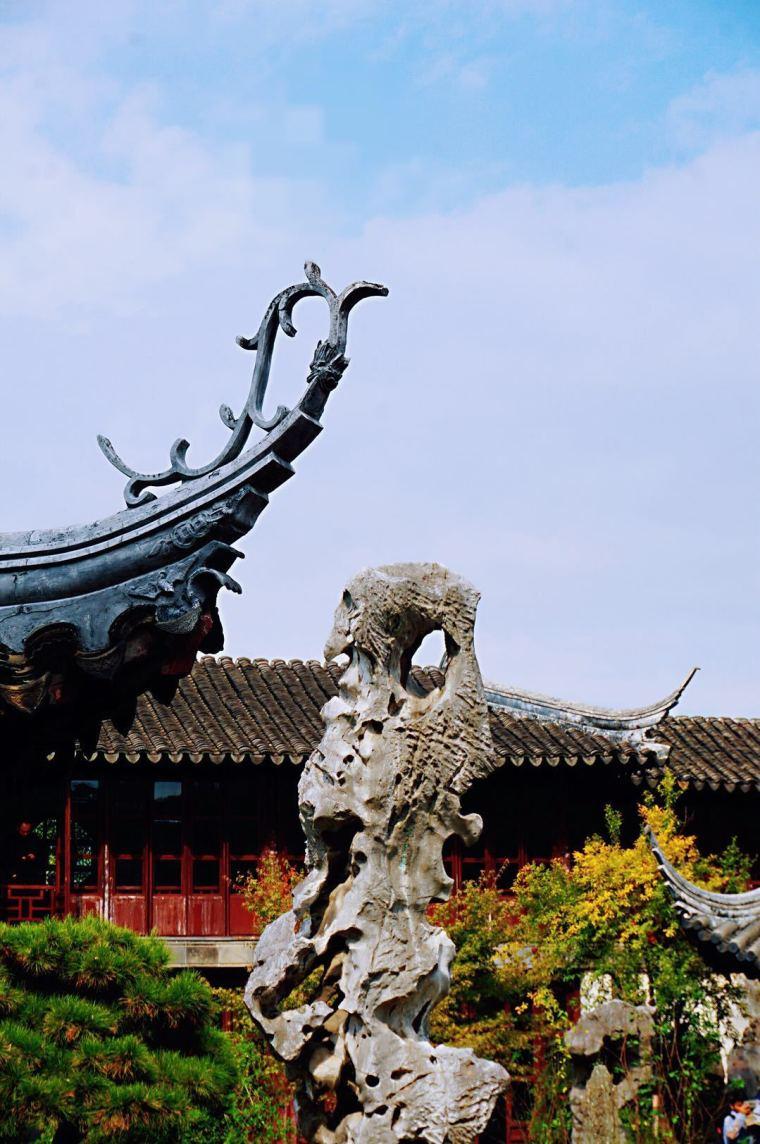 中国古典园林|留园_2