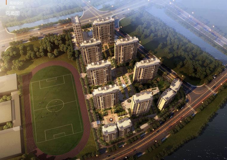 [上海]青浦新中式居住区建筑设计方案文本(叠院空间,私有空间)