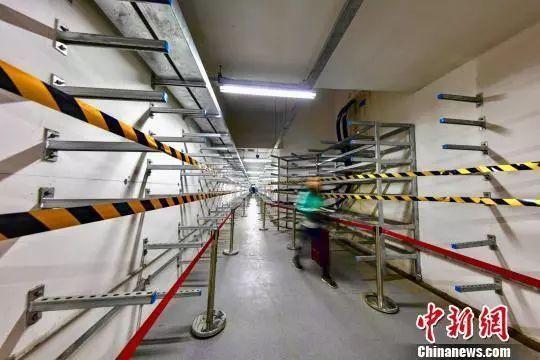国内首个山地城市建设的地下综合管廊:投入运营,创多项第一!