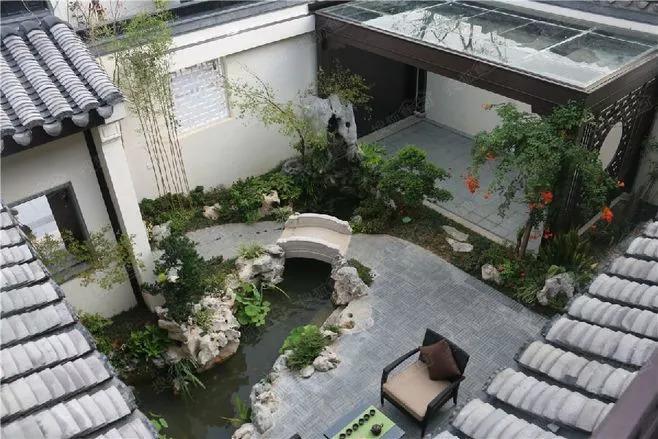 新中式庭院尽显书香意气_28