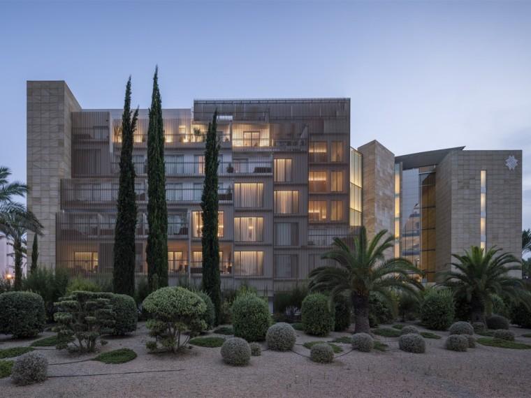 西班牙伊维萨酒店扩建