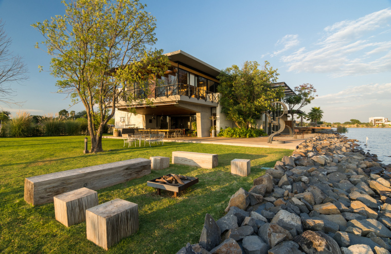墨西哥巴勒莫湖畔住宅-1 (3)