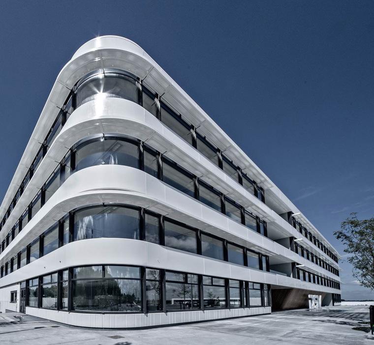 丹麦国际货运公司集团新总部