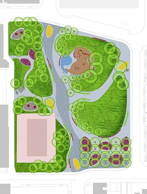 加拿大多伦多JoelWeeks公园景观设计_13