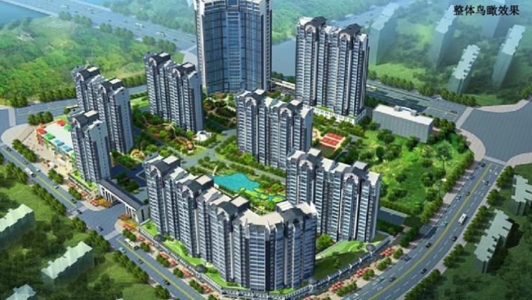 [河南]某小区规划建筑设计方案文本