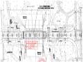 [长沙]听雨路桥桥梁工程阶段施工图纸设计