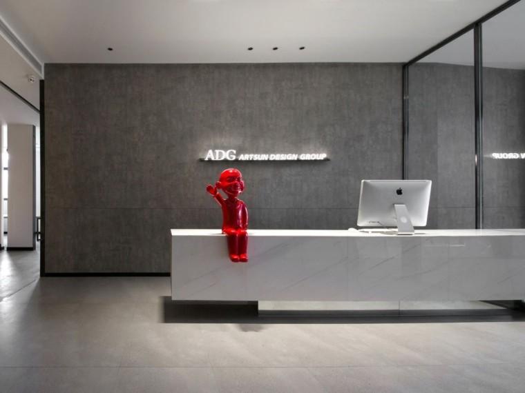 ITEKS办公室及陈资料下载-厦门亚上建筑设计有限公司办公室