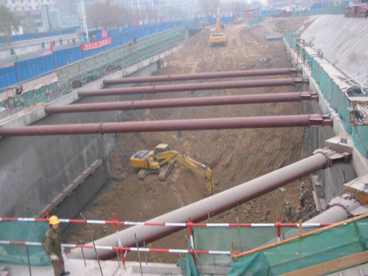 轨道交通工程明挖法施工培训材料PPT(158页)