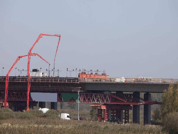路桥施工中路基不均匀沉降的处理措施