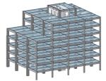 midas-Building-结构大师初级例题跟随操作