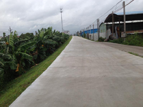 农村道路网改造工程混凝土路面冬季施工方案