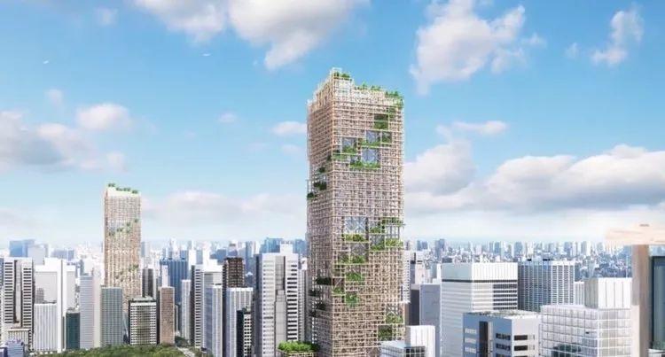 木结构建筑热潮在全球掀起!