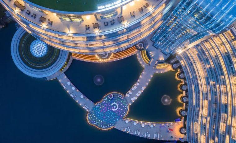 投入20亿的工程奇迹深坑酒店终于开业了,内部设计大曝光!_3