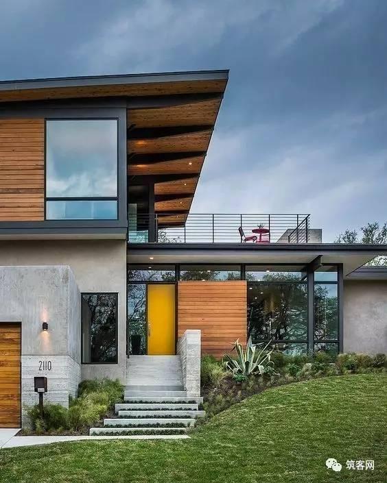 40款·简洁的现代别墅设计_2
