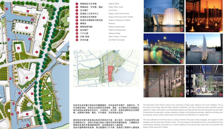 [上海]某美丽乡村新镇总体景观规划设计_10