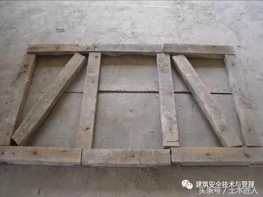 工地废旧木方、模板不要卖了!这样制作定型脚手板省钱又安全_6